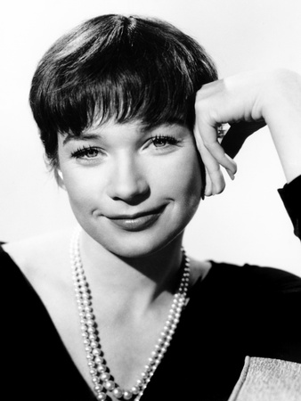 Shirley MacLaine as Seen in 'The Apartment', 1960 Photo
