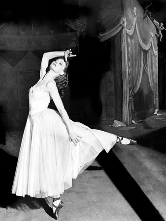 The Red Shoes, Moira Shearer, 1948 Photo