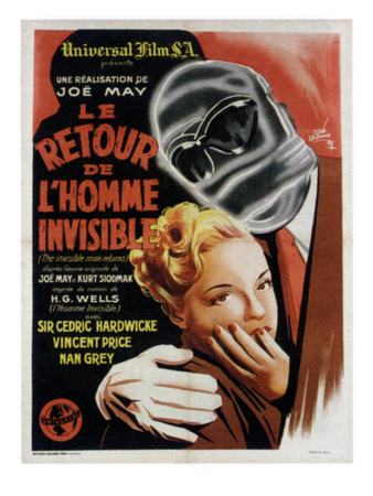 The Invisible Man Returns (aka Le Retour De L'Homme Invisible), 1940 Photo