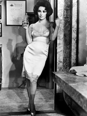 Butterfield 8, Elizabeth Taylor, 1960 Photo