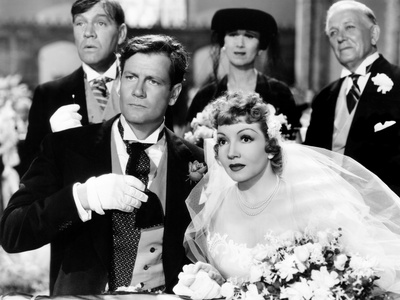 The Palm Beach Story, Joel McCrea, Claudette Colbert, 1942 Photo
