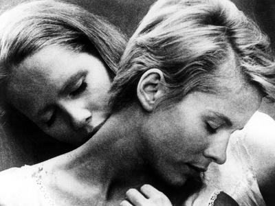 Persona, Liv Ullmann, Bibi Andersson, 1966 Photo