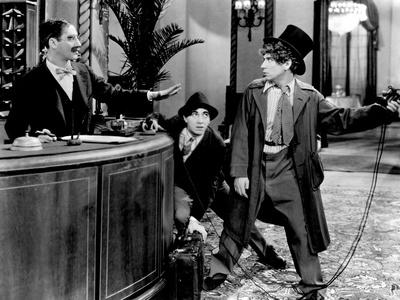 The Cocoanuts, The Marx Brothers (Groucho Marx, Chico Marx, Harpo Marx), 1929 Photo
