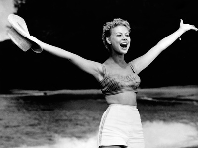 South Pacific, Mitzi Gaynor, 1958 Photo