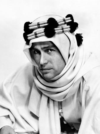 Lawrence of Arabia, Peter O'Toole, 1962 Photo