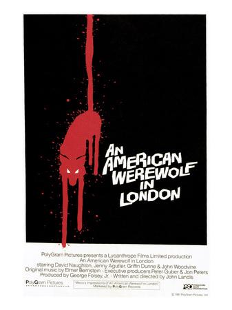 An American Werewolf In London, 1981 Photo