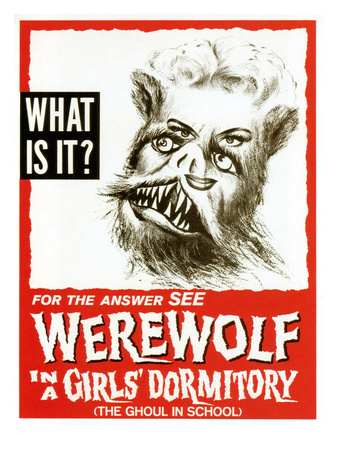 Werewolf In A Girls' Dormitory, (aka Lycanthropus), 1961 Photo