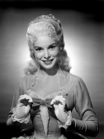 Scaramouche, Janet Leigh, 1952 Photo