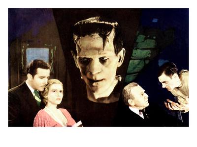 Frankenstein, 1931 Photo