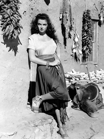The Outlaw, Jane Russell, 1943 Foto
