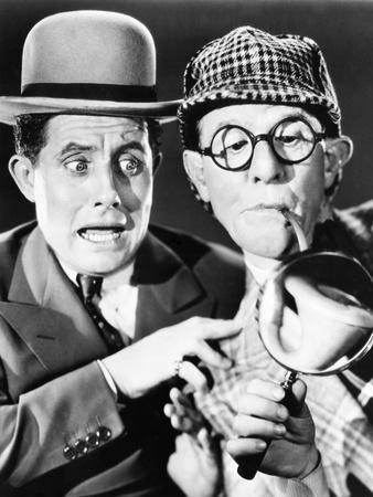 The Nitwits, Bert Wheeler, Robert Woolsey, 1935 Photo