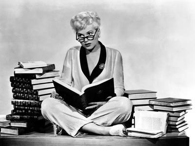 Born Yesterday, Judy Holliday, 1950 Foto
