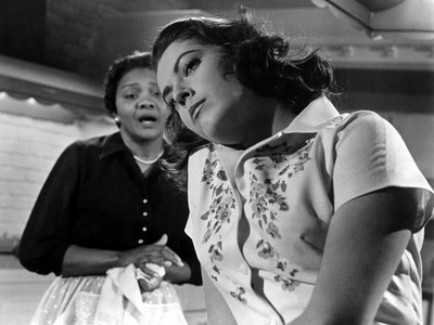 Imitation Of Life, Juanita Moore, Susan Kohner, 1959 Photo