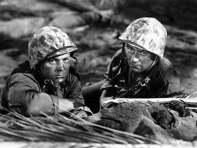 Sands Of Iwo Jima, John Agar, John Wayne, 1949 Photo