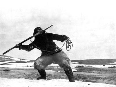 Nanook Of The North, Nanook, 1922 Photo