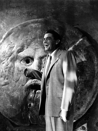 Roman Holiday, Gregory Peck, 1953 Photo