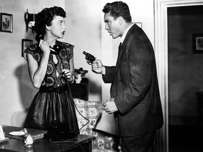 D.O.A., Beverly Garland, Edmond O'Brien, 1950 Photo