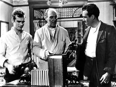 Long Day's Journey Into Night, Dean Stockwell, Ralph Richardson, Jason Robards, 1962 Photo