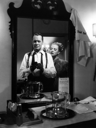 Lady In The Lake, Robert Montgomery, Audrey Totter, 1947 Photo