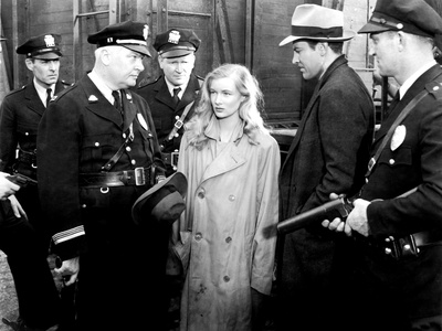 This Gun For Hire, Veronica Lake, Robert Preston, 1942 Photo