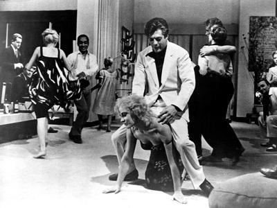 La Dolce Vita, Marcello Mastroianni, 1960 Photo