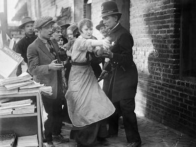 Intolerance, Mae Marsh, 1916 Photo