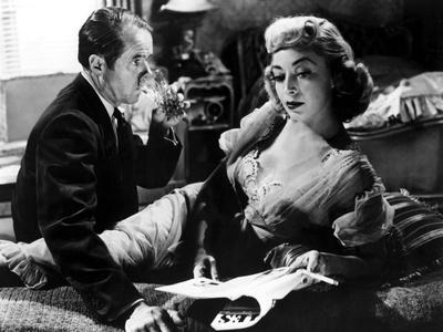 The Killing, Elisha Cook Jr., Marie Windsor, 1956 Photo