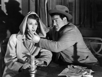 Hold That Ghost, Joan Davis, Lou Costello, 1941 Photo
