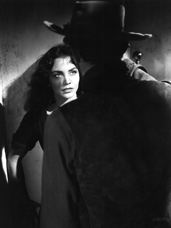 Duel In The Sun, Jennifer Jones, Gregory Peck, 1946 Foto