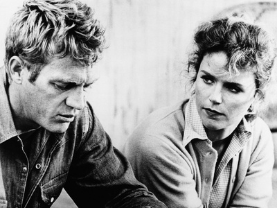 Baby The Rain Must Fall, Steve McQueen, Lee Remick, 1965 Photo