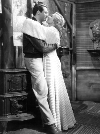 Only Angels Have Wings, Cary Grant, Jean Arthur, 1939 Photo
