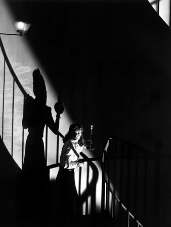 The Spiral Staircase, Dorothy McGuire, 1946 写真