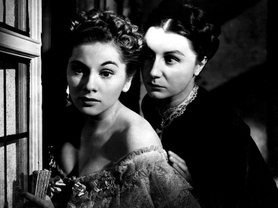 Rebecca, Joan Fontaine, Judith Anderson, 1940 Photo
