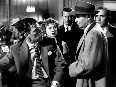 The Big Heat, Lee Marvin, Gloria Grahame, Glenn Ford, 1953 Photo