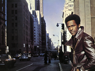 Shaft, Richard Roundtree, 1971 Photo