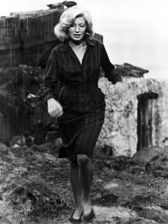 L'Avventura, Monica Vitti, 1960 Photo