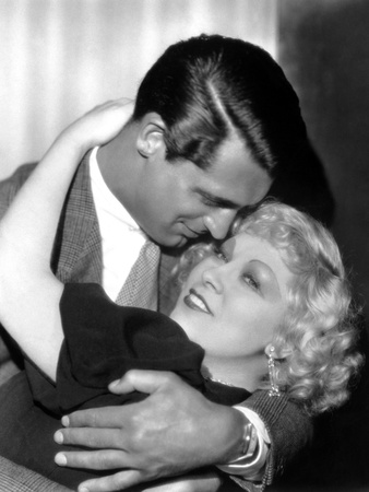 I'm No Angel, Cary Grant, Mae West, 1933 Photo