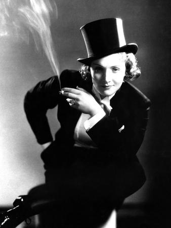 Morocco, Marlene Dietrich, 1930 Fotografía