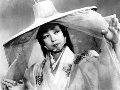 Rashomon, Mashiko Kyo, 1950 Photo