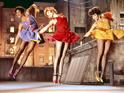 Sweet Charity, Paula Kelly, Shirley MacLaine, Chita Rivera, 1969 Photo