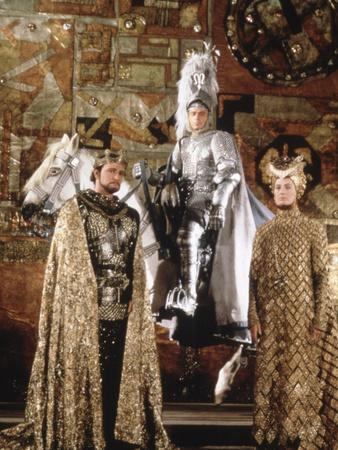 Camelot, Richard Harris, Franco Nero, Vanessa Redgrave, 1967 Photo