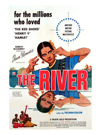 The River, 1951 Photo