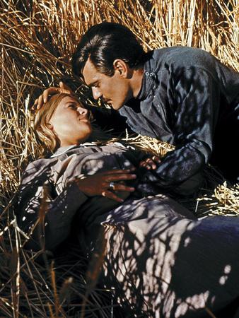 Doctor Zhivago, Julie Christie, Omar Sharif, 1965 Photo