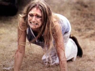 Texas Chainsaw Massacre, Marilyn Burns, 1974 Photo
