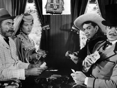 Around The World In 80 Days, Robert Newton, Shirley MacLaine, Cantinflas, David Niven, 1956 Photo