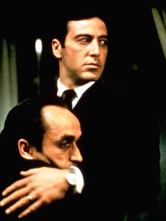 The Godfather: Part II, John Cazale, Al Pacino, 1974 Photo