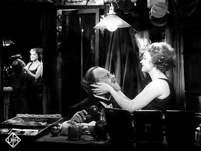 The Blue Angel, (AKA Der Blaue Engel), Emil Jannings, Marlene Dietrich, 1930 Photo