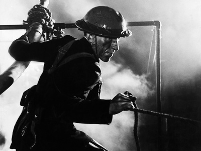 Fires Were Started, 1943 Photo