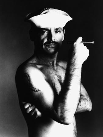 The Last Detail, Jack Nicholson, 1973 Photo