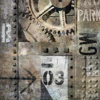 Industrial I Art by Dylan Matthews